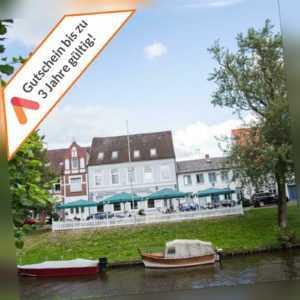 Wellness Kurzurlaub Friedrichstadt 4 Tage für 2 Personen 4* Hotel Gutschein