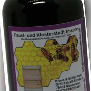 100 ml 40 % Propolis Tropfen Tinktur Lösung direkt vom Imker hergestellt