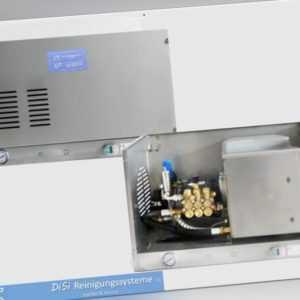 Hochdruckreiniger 210Bar 30l/min Mazzoni INDUSTRIEQUALITÄT Edelstahl Verkleidung
