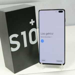 Samsung Galaxy S10+ Plus 512GB (Ohne Simlock) Dual Sim - Prism...