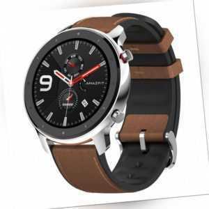 Xiaomi Amazfit GTR Smartwatch 47mm stainless steel