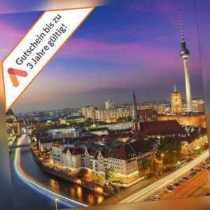 Städtereise Berlin Blankenfelde 4* Best Western Hotel Gutschein 2 Pers. 2-4 Tage