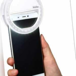 Bidafun Compatible Selfie Licht 36 LED kompatibles Selfie Licht für Hwau Galaxy