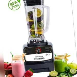 Profi Standmixer Hochleistungs Mixer 32.000 U. Smoothie Maker...