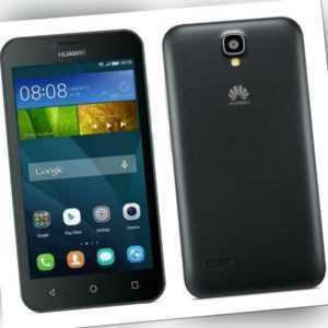 Huawei Y5 Black Schwarz Y560 Android Smartphone LTE 4G Ohne...