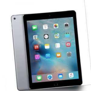"Apple iPad Air 2 16GB 9,7"" WIFI+Cellular space gray Tablet (C)"
