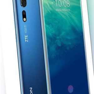 ZTE Axon 10 Pro blau - GEBRAUCHT - DEUTSCHER HÄNDLER