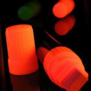 Schwarzlicht Fenstermarker für Fliesen, Glas usw. Leuchtpink