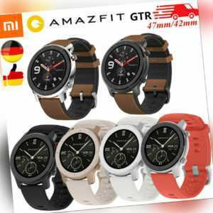 Huami AMAZFIT GTR GPS-Smartwatch Sportuhr Aktivitätstracker Smart Notification