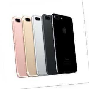 Apple iPhone 7 Plus 32GB 128GB 256GB Schwarz Rose Gold Silber Smartphone WOW