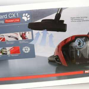 Miele (10653150) Blizzard CX1 Cat&Dog PowerLine SKCF3 Bodenstaubsauger Mangorot