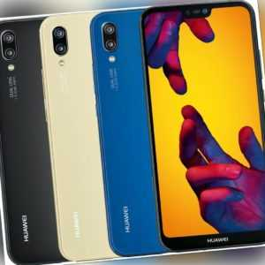 "Huawei P20 lite DualSim 64GB LTE Android Smartphone 5,84"" Display 16Megapixel"