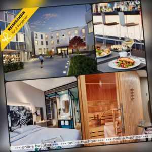 Kurzurlaub bei Wiesbaden 4 Tage 2 Personen 4* Légère Hotel Wochenende Erholung