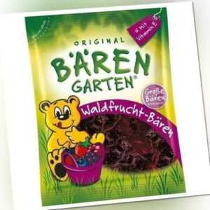 SOLDAN Bären Waldfrucht m.Antioxidantien 150 g 05541203