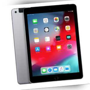 Apple iPad 5. Generation A1823 Wi-Fi + Cellular 4G/LTE 32GB Space Grau