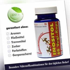 Inositol 60 Vegi-Kaps - Beste HANNES' Qualität