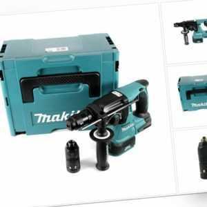 Makita DHR 243 ZJ Akku Bohrhammer 18V 2J SDS-plus Brushless+Makpac-ohne Zu