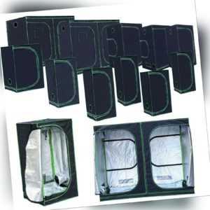 Gewächshaus Indoor Box Zuchtzelt Zuchtschrank Grow Zelt Indoor Pflanzenzelt