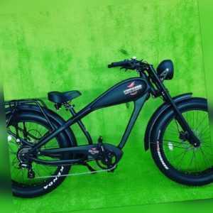 Original CHILL EBIKE E-Bike - Fat eBike - Beachcruiser - Pedelec -kein Basman