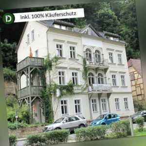 4 Tage Urlaub im Apartmenthaus Saxonia in Bad Schandau