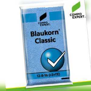 Compo Expert 25 kg Blaukorn® classic 12-8-16(+3+10) | Universaldünger