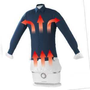 Bügelstation Hemdenbügler Bügelautomat Blusenbügler Bügelmaschine Cleanmaxx