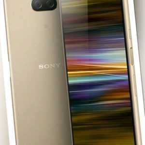 SONY Xperia 10 Plus 6,5 Zoll DualSIM 64GB 4 GB RAM 12MP duale...