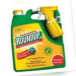 Roundup Unkrautfrei Alphée  3 Liter - 3122