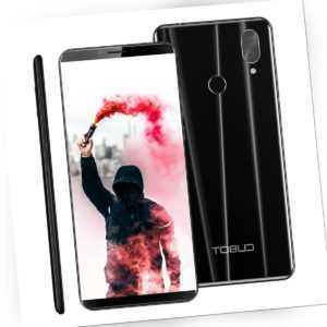 """5.9"""" Cubot X19 4G Handy 4GB+64GB Octa-core Android 9 Face ID Schwarz Smartphone"""