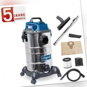 Scheppach Nass Trockensauger ASP30-OES 30L 1400W Mehrzwecksauger +Hepa Filter