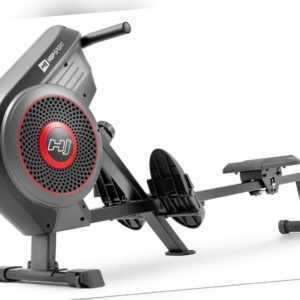 Hop-Sport Rudergerät HS-065AR Luft-Ruderzugmaschine Air Rower Ruderergometer