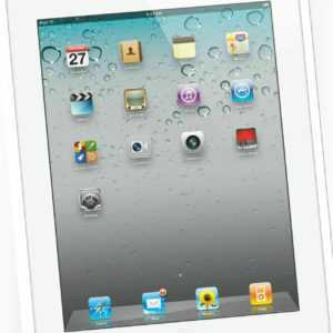 Apple iPad 2. Generation 64GB Wi-Fi&Cellular White Neuware Händler (CPO Box)