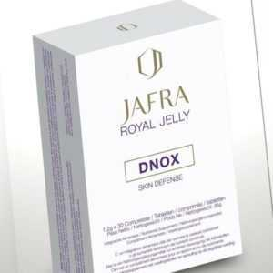 Jafra DNOX Nahrungsergänzung mit Antioxidantien