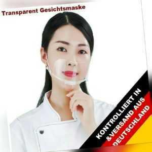 Face shield Gesichtsschild Plastikmaske Schutzvisier Visier Gesichtsvisier Maske