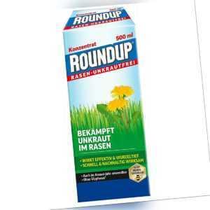 Roundup Rasen-Unkrautfrei 500ml - ohne Glyphosat