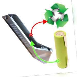 BionX Diamant Zouma Ride 3840 3845 3846 Zellentausch für E-Bike-Akku 48 V 10,5 A