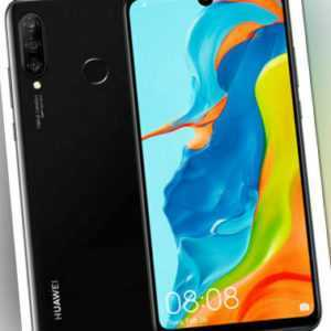 Huawei P30 Lite MAR-LX1A - 128GB - Midnight Black Dual-SiM NEU ...