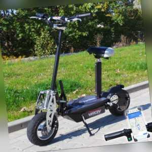 Elektro Scooter 800 Watt E-Scooter Roller 36V/800W Elektroroller Neu