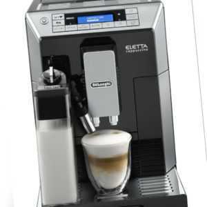 DE'LONGHI Kaffeevollautomat ELETTA CAPPUCCINO ECAM 45.766.B...