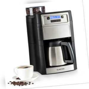 Kaffeevollautomat Kaffeemaschine Kaffeemühle Mahlwerk 10 Tassen...
