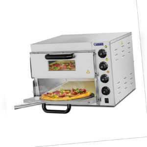 Pizzaofen Pizzabackofen Gastro Pizza Backofen Flammkuchenofen Ofen...