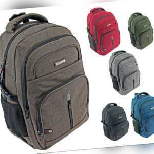NEWBERRY® Rucksack Crossbag Schultasche Ranzen Sport Freizeit Arbeit NEU!
