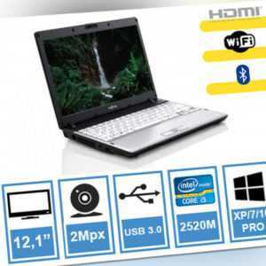 Fujitsu LifeBook P701 i5 2 gen, 3,2GHz, KAM, 1366x768, 12,1 Zoll B-ware