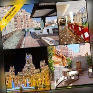 3 Tage 2P Spanien Madrid 4 Sterne Hotel Reisegutschein Wochenende Kurzreise WOW
