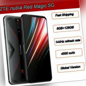 ZTE nubia Red Magic 5G 128GB Gaming Phone GSM Unlocked Dual SIM...