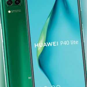 Huawei P40 lite 128GB Dual-SIM crush green ohne Simlock - Sehr guter Zustand