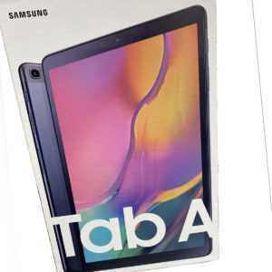 Samsung Galaxy Tab A 10.1 2019 SM-T510 32GB Wifi black Schwarz NEU OVP