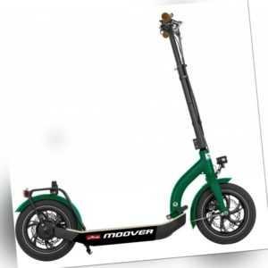 Metz Moover E-Scooter Limited Edition Roller Elektroroller leicht Faltbar green