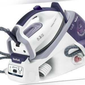 Tefal Bügelstation GV7556 Express Easy Control, weiß/ purple