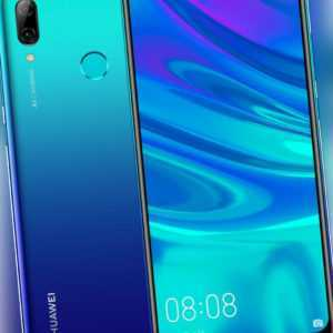 Huawei P Smart 2019 Dual-SIM Aurora Blue Neuwertig vom Händler